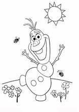 Malebog. Tegninger Frozen62