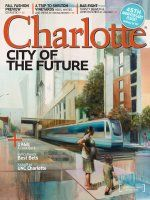 Charlotte Magazine September 2013. You might want to subscribe, to get to know our TG14 city. It's available as a digital magazine, too.