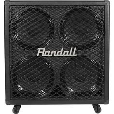 RG412 4x12 200W Guitar Speaker Cabinet | Musician's Friend