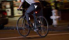 Women's Gray Bike to Work Pants