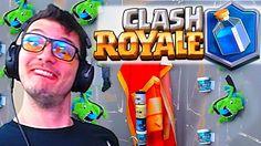 5500+ TROPHIES MASTER 3 Clash Royale