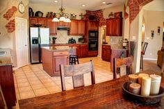 Mansfield home for sale, Joe Pool Lake, kitchen