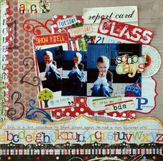 School Days by Kate-Vickers, via Flickr