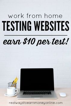 Review of UserTesting.com - Earn $10 for 15 minutes just for testing out websites. Earn Money Online, Earn Money Fast, Online Cash, Online Income, Money Matters, Extra Cash, Extra Money, Make Money Writing, Make Money Blogging