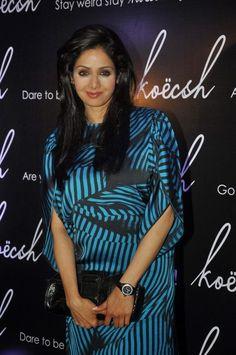 Sridevi at Fashion Koecsh Launch.