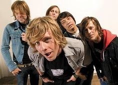 Switchfoot.  Ah, I love this band. A perfect band. His voice is so great, and their lyrics are quite clever.