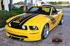 2006 Ford Mustang GT Premium Shinoda Edition