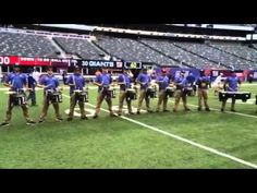 The G line ... NY Giants drumline - YouTube