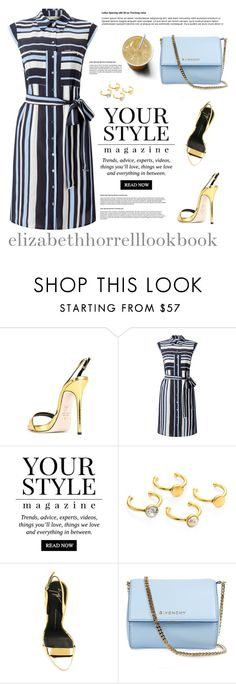 My Wardrobe Adventures! by elizabethhorrell on Polyvore featuring Miss Selfridge, Giuseppe Zanotti, Givenchy, Marc Jacobs and Pussycat