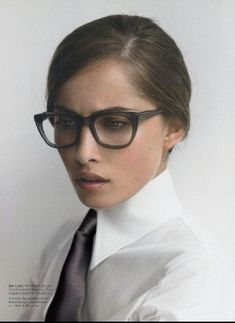 White Shirt Outfits, White Shirts, Cool Outfits, Women Ties, Suits For Women, Women Wear, Puffy Sleeves Blouse, Collar Blouse, Smart Women
