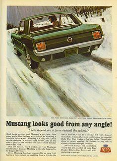 Mustang add form '64 - TIME- 18-12-64 - Zeckford.com #ZeckFord