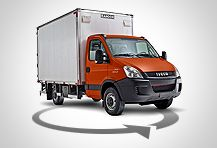 Iveco Daily Chassi-Cabine