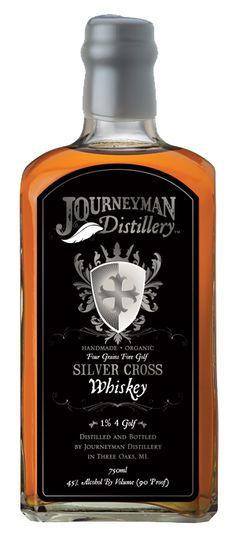 Journeyman Distillery Silver Cross Whiskey