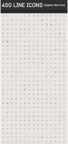 Flat Icons - Colorful Icons Set