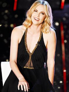 Star Tracks: Thursday, February 12, 2015 | BELLA DONNA | A glowing Charlize Theron has a good laugh at the 65th Festival di Sanremo on Wednesday in Sanremo, Italy.