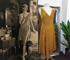 Gold Velvet Dress, Red Sequin Dress, 1940s Fashion Dresses, Vintage Dresses, Peaky Blinders Dress, Old Hollywood Dress, Bias Cut Dress, 1920s Style, 1920s Dress