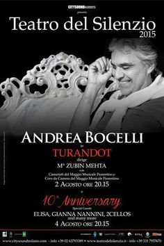 Lajatico 2015 8/2/15 Easy Listening, Beautiful Person, Record Producer, The Man, Opera House, The Voice, Music, Greek Chorus, Italia