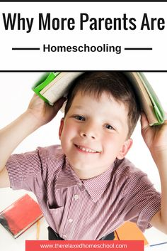 Find out why more parents are choosing to homeschool their children.