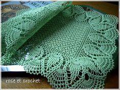 - szydełkowanie i barwna codzienność. Crochet Doily Diagram, Crochet Lace Edging, Crochet Doily Patterns, Crochet Borders, Crochet Chart, Thread Crochet, Filet Crochet, Irish Crochet, Crochet Doilies