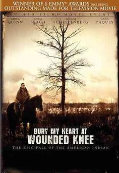 BURY MY HEART AT WOUNDED KNEE follows in the footsteps of fellow high-quality HBO productions such as DEADWOOD. The action begins at Little Big Horn with the Sioux triumph over General Custer, and the