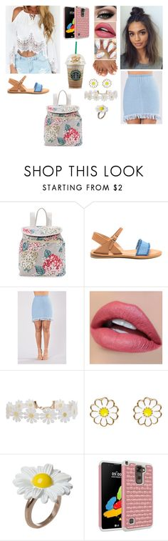 """""""Spring Is Here"""" by divinemaboundou ❤ liked on Polyvore featuring Tiger Mist, Humble Chic and Monsoon"""