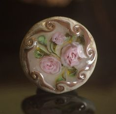 lampwork cabochon by sanstyle