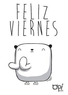 Feliz Viernes! | por OSCAR OSPINA STUDIO