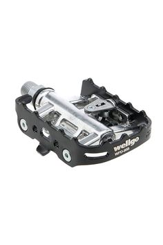 A Clipless and Platform performance mountain bike pedal in one! The best of both worlds