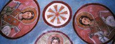 Saint Sophia Cathedral, Kiev, Ukraine, 1037-1086
