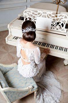cc57b4c6 Pearl Bridal hair comb, Wedding hair comb, Bridal headpiece, Wedding  headpiece, Bridal hair piece, W