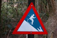 Signs that warn you of…something? Pictures That Prove South Africa Is The Craziest Place On Earth