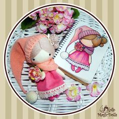 Ma Petite Poupee - Rose (for example, для примера)