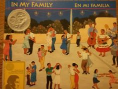 In My Family En mi familia by Carmen Lomas Garza paperback