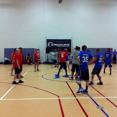Red Blue Charity Basketball Game ft MK, The Martinez Brothers, M A N I K, Lee Foss, BLOND:ISH, OSCAR G & others