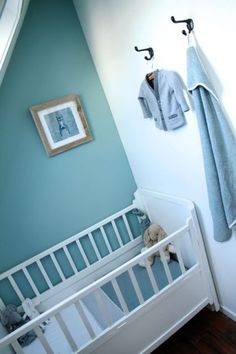 Kinderkamer on Pinterest  Changing Pad Covers, Baby Mobiles and ...
