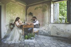 'In The Dreamy Breath' – Bohemian Wedding Inspiration