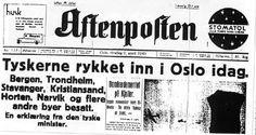 Vår regjering hadde flere dager før 9. april fått 31 meldinger om et forestående tysk angrep mot Norge. Først fra kontakter i Nederland...
