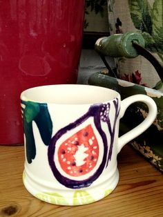 Emma Bridgewater Early Fig Sample