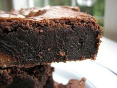 Ina Garten's Brownies -  I have been making this recipe for years!