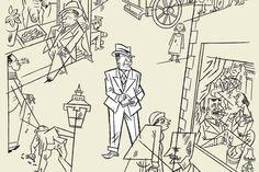 Intervju: Grosz ble årets tegneserie / Grafill