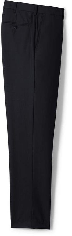 Lands'end Men's Big and Tall Traditional Fit Year'rounder Wool Trousers Tall Pants, Mens Big And Tall, Soft Hands, Wool Dress, Lands End, Dress Pants, Trousers, Traditional, Fitness