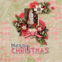 Merry Christmas by Neia Scraps