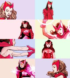 Avengers Vs. X-Men: Wanda Maximoff/Scarlet Witch