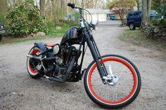 1961 Harley Davidson Sportster Bobber Chopper