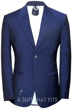 Navy Blue Two Piece with a cream lining. Beautiful, elegant and polished. Bet I know a lawyer or two who would lot this!!