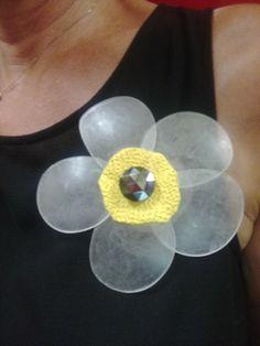 Washer Necklace, Crochet Earrings, Jewelry, Jewlery, Jewerly, Schmuck, Jewels, Jewelery, Fine Jewelry