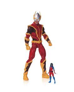 Super Villains Captain Cold Action Figure DC Collectibles Brand *NEW* Sealed 52