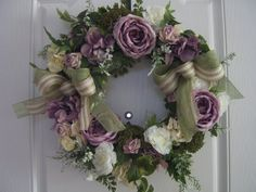 Garden Roses by TheVictorianBouquet on Etsy, $63.00