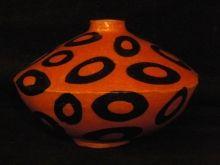 Lenca Orange Pottery