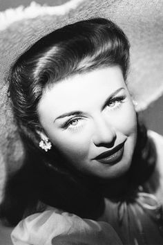 Ginger Rogers, c. 1940s.